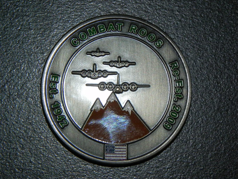 custom air force coins