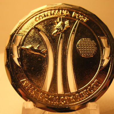 1C3X1 Command Post Coin
