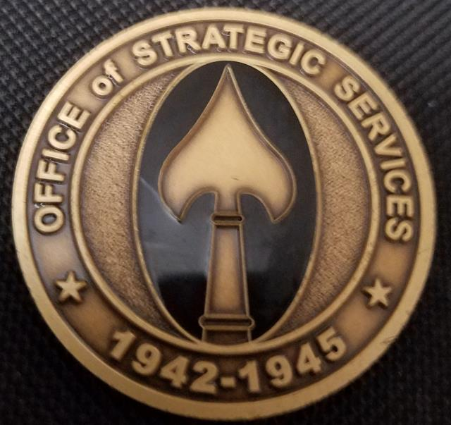 make central intelligence agency coin archives phoenix