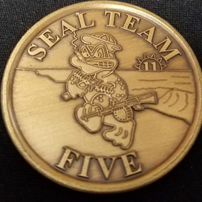 Us Navy Seal Team 5 Challenge Coin Archives Phoenix
