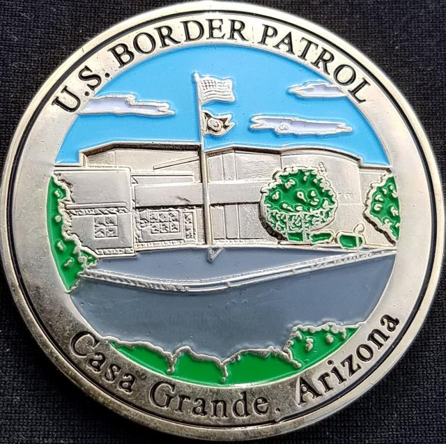 Us customs and border patrol us cbp casa grande arizona - Coin casa shop on line ...