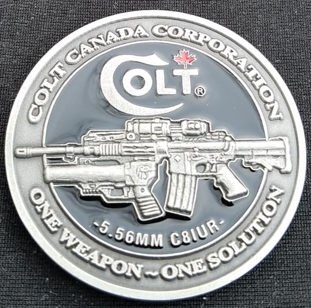 custom challenge coins canada