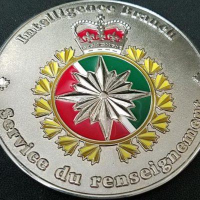 Canadian Defense Forces Intel School Commandant's Award v3 by Phoenix Challenge Coins