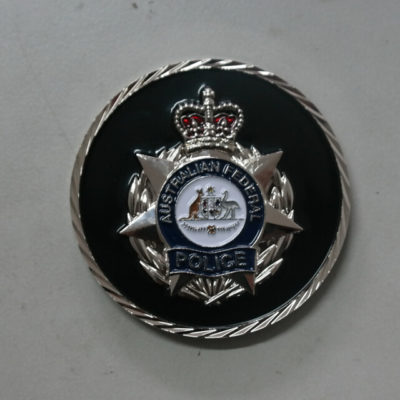 Australian Federal Police Air Marshal Program Challenge Coin