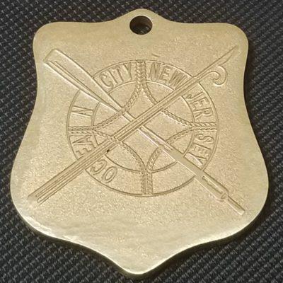US Lifesaving Association Surf check custom token