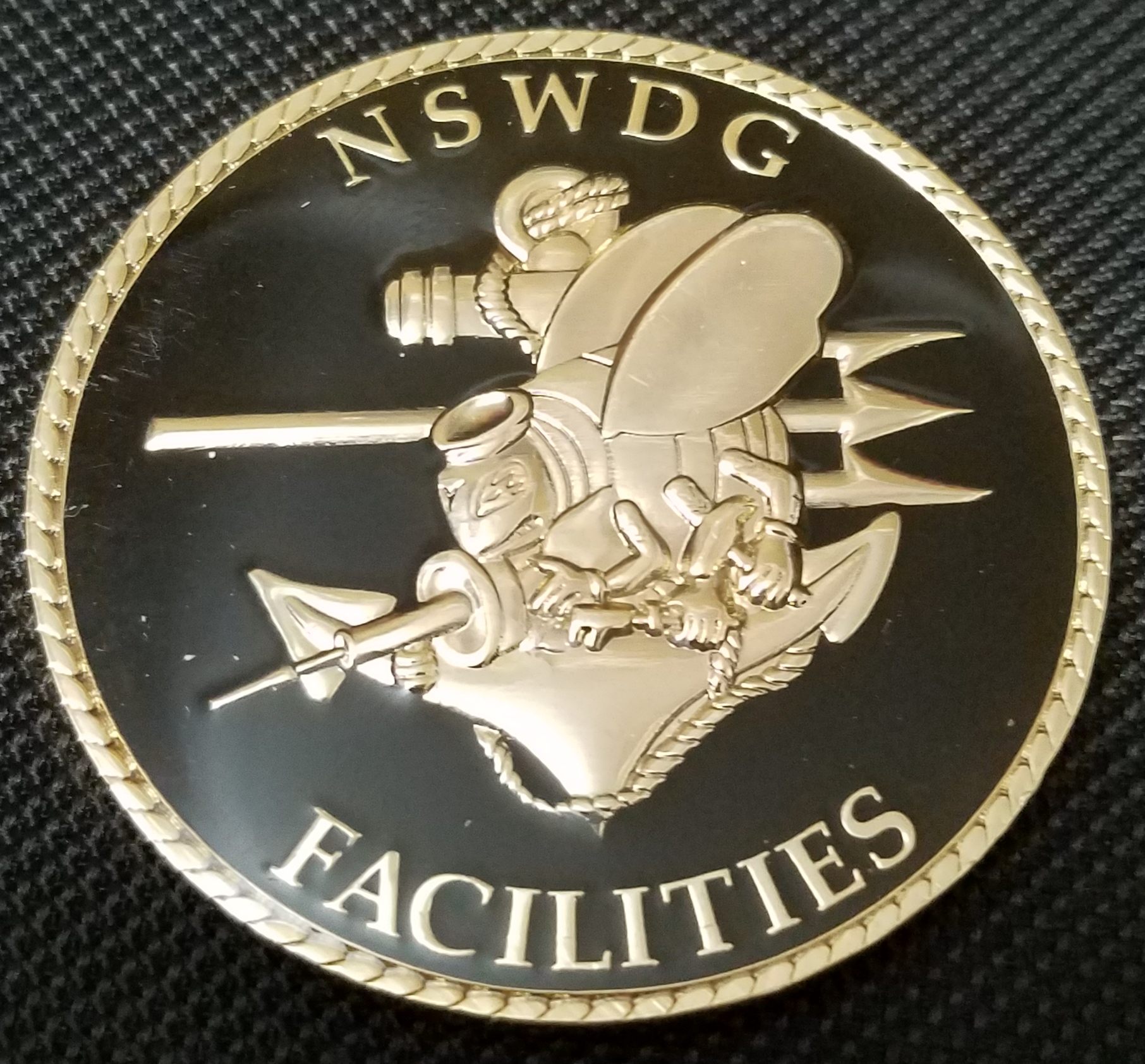 Rare Current Jsoc Tier 1 Us Navy Seal Team 6 Nswdg Devgru